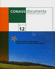 CADERNO CONASS DOCUMENTA N. 12