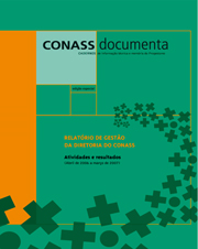 CADERNO CONASS DOCUMENTA N. 13