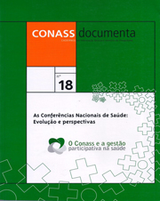 CADERNO CONASS DOCUMENTA N. 18