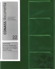 CADERNO CONASS DOCUMENTA N. 22