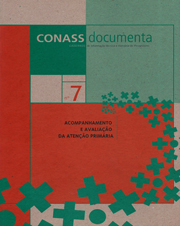 CADERNO CONASS DOCUMENTA N. 07