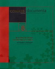 CD 8 – Relatório de Gestão da Diretoria do CONASS 2003/2005