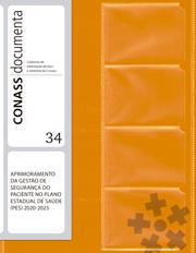 CD 34 –  APRIMORAMENTO DA GESTÃO DE SEGURANÇA DO PACIENTE […]