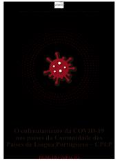 O enfrentamento da COVID-19 nos países da Comunidade dos Países de Língua Portuguesa – CPLP