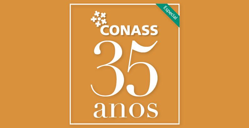 CONASS 35 anos