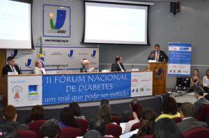 II Fórum Nacional de Diabetes