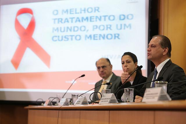 Saúde oferecerá melhor tratamento do mundo para HIV/Aids