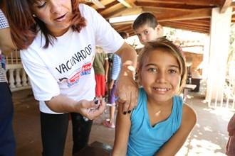 Região das Américas é declarada livre de sarampo