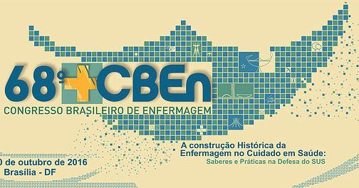 Brasília sedia o 68º Congresso Brasileiro de Enfermagem