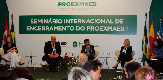 Seminário debate expansão e certificação de qualidade da rede de Saúde no Ceará