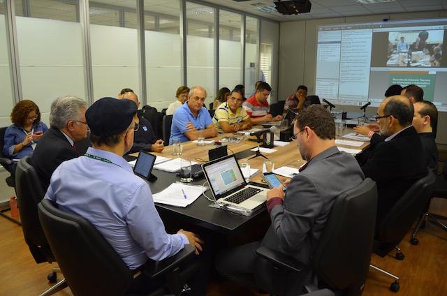 Informação e Informática é pauta de encontro em Brasília