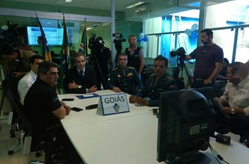 Michel Temer elogia resultados do combate ao Aedes em Goiás