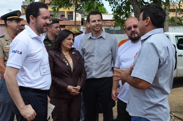 No Tocantins, Dia D reúne centenas em ações de combate ao Aedes