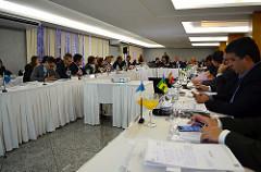 Secretária de Saúde, Mercedes Gomes, participa de Assembleia do CONASS, em Brasília