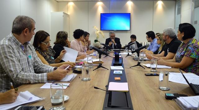 Discussão sobre a PNAB é tema de reunião no CONASS