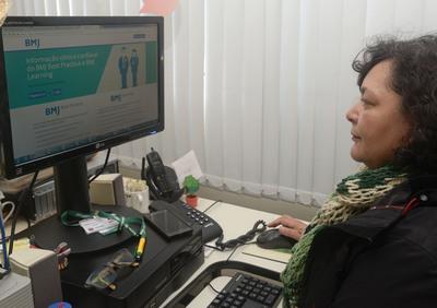 Profissionais da saúde do Paraná usam ferramenta de segunda opinião técnica online