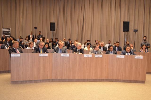 Despedida marca a 3º reunião da CIT