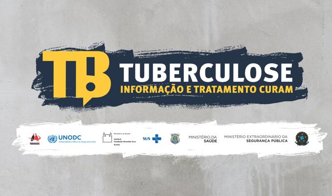 Campanha foca na prevenção da tuberculose no sistema prisional