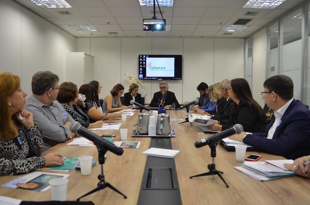 CONASS reúne técnicos das SES para debater temas relativos à Atenção à Saúde