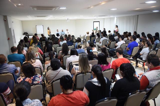 Governo realiza II Seminário de Educação Permanente em Saúde