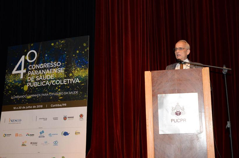 4º Congresso Paranaense de Saúde Pública reúne mais de dois mil participantes