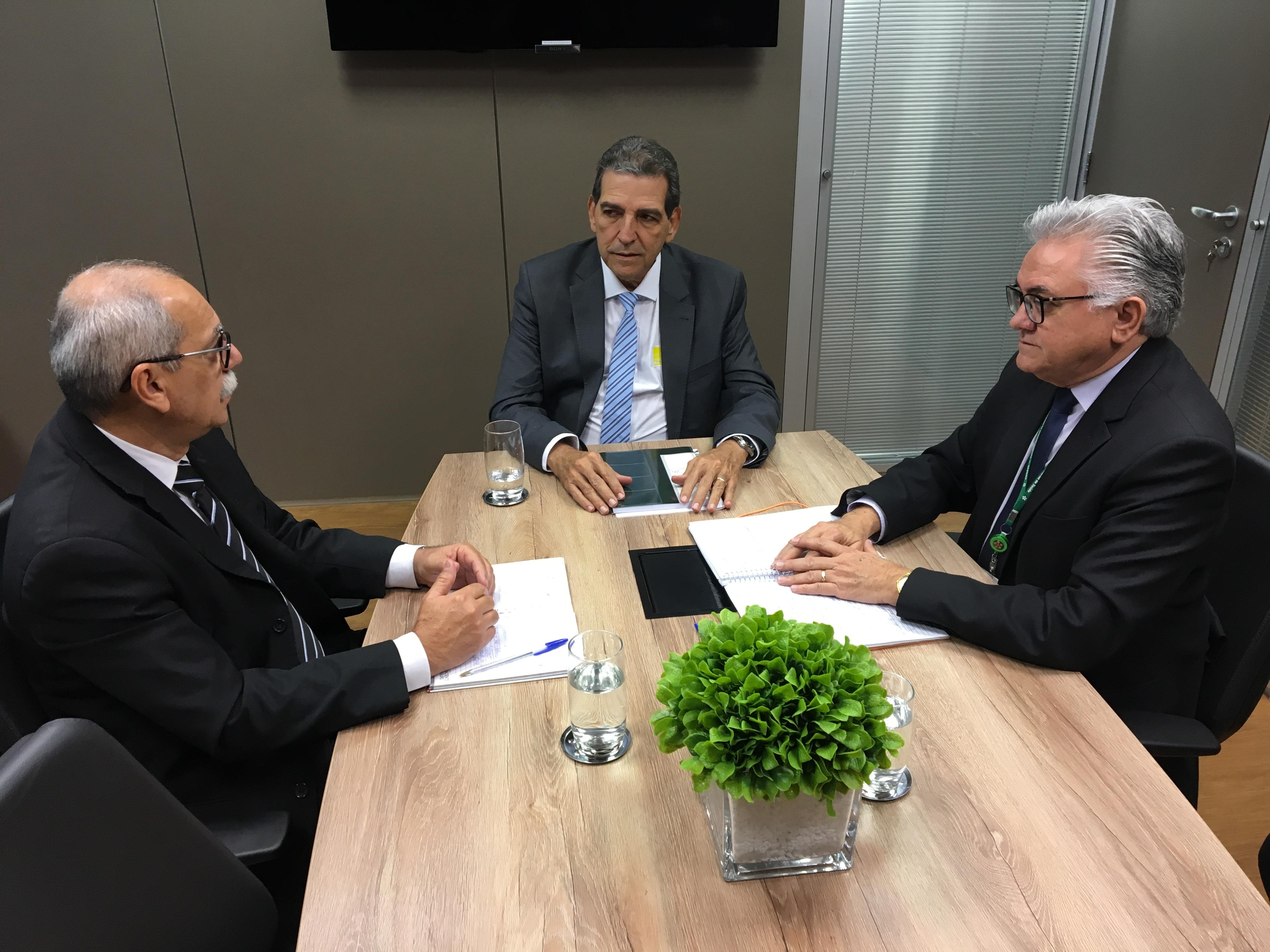 Secretário de Estado da Saúde do Rio Grande do Norte visita o CONASS ... 95c083dbfee