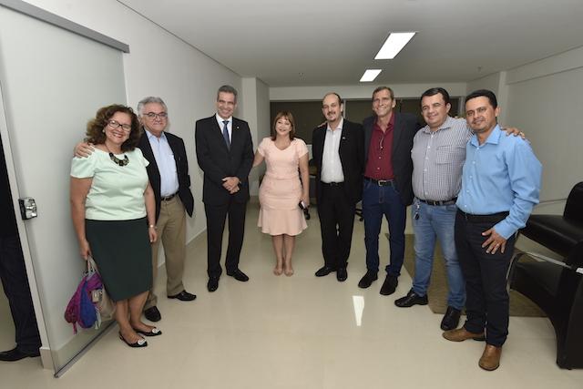 Leonardo Vilela defende fortalecimento das entidades para melhoria do SUS