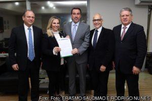 Foto: Erasmo Salomão Nunes/ Ministério da Saúde