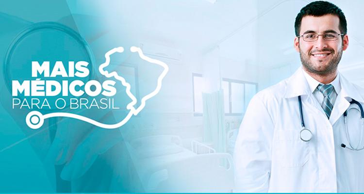 Médicos com registro no Brasil terão 8.517 vagas do Mais Médicos
