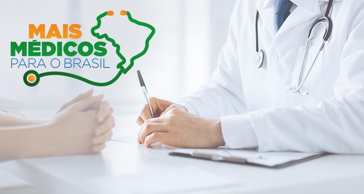 Mais Médicos: 82% das vagas preenchidas por profissionais com CRM Brasil