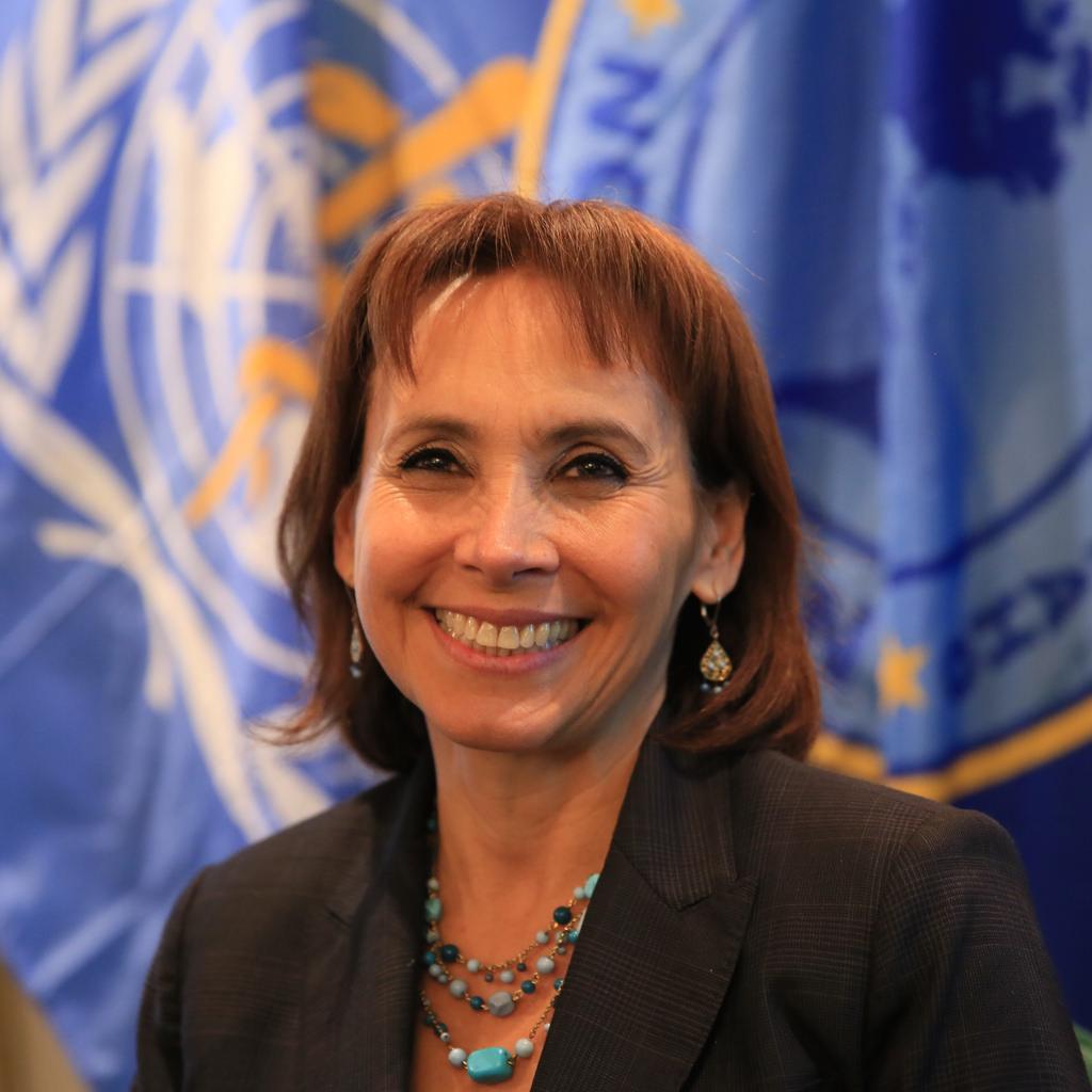 Socorro Gross é a nova representante da Opas/OMS no Brasil