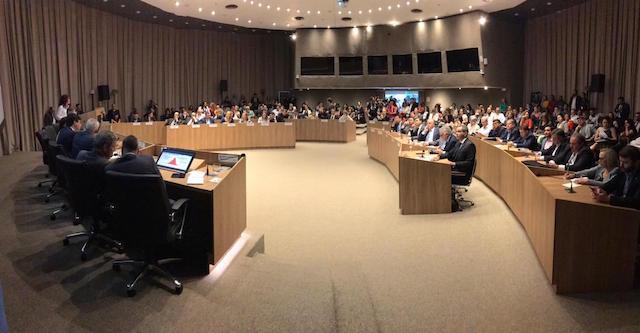 Gestores debatem a cobertura vacinal na primeira reunião tripartite do ano