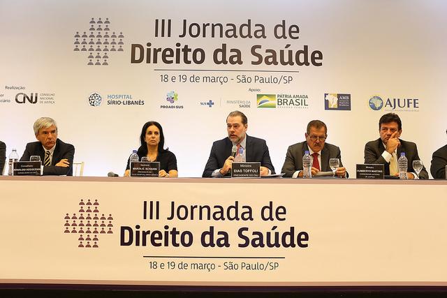 Integração entre saúde e direito pode contribuir para reduzir judicialização