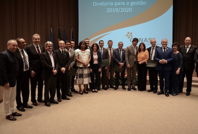 Toma posse a Diretoria do Conass 2019-2020
