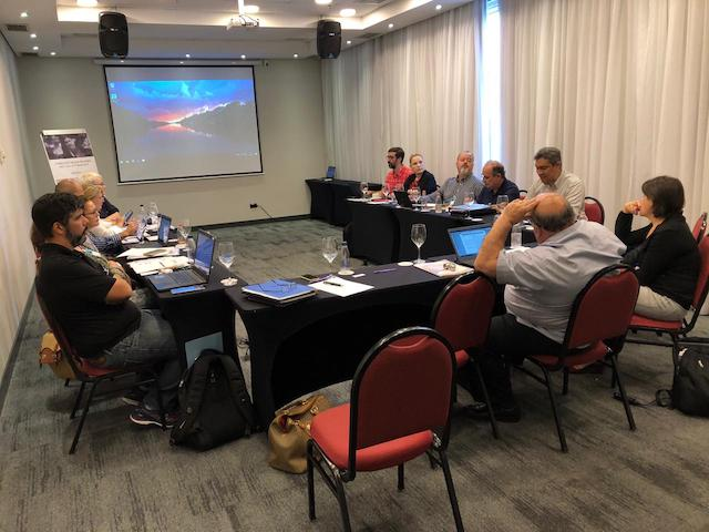 Facilitadores do Projeto de fortalecimento da gestão estadual do SUS – Proadi-SUS se reúnem em São Paulo