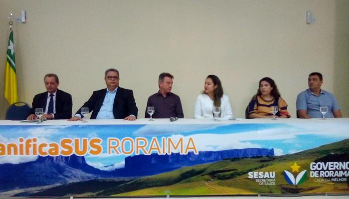 Workshop sobre a Planificação do SUS: Hospital Israelita Albert Einstein é parceiro de Roraima
