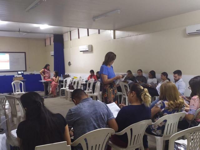 Região de Caxias/MA recebe atividades da Planificação da Atenção à Saúde