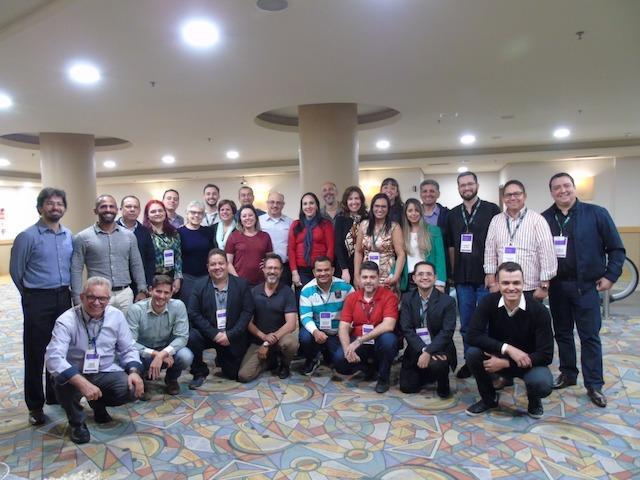 1ª turma de especialistas em Informática em Saúde das Secretarias Estaduais de Saúde