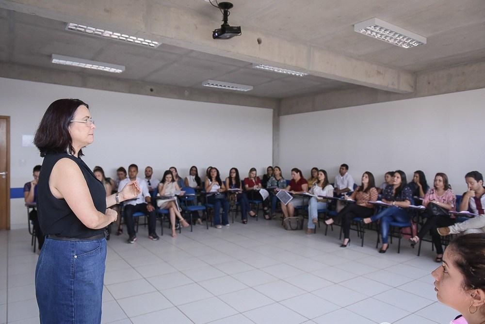 Saúde realiza oficina sobre planejamento regional integrado