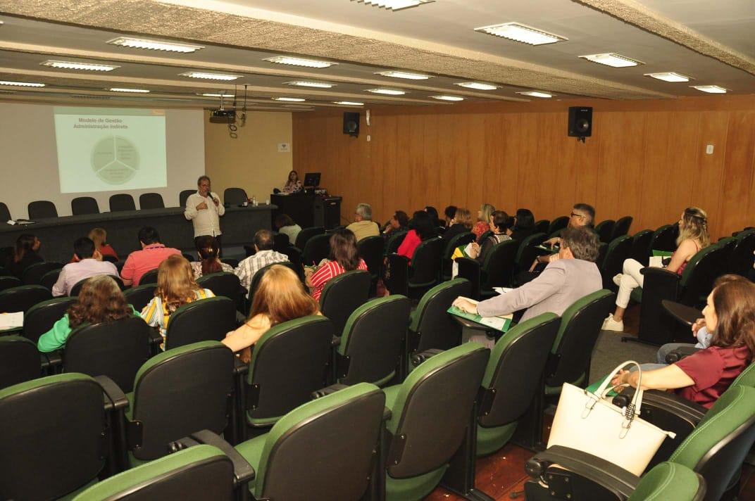 Sespa inicia projeto de construção da Escola de Saúde Pública do Pará